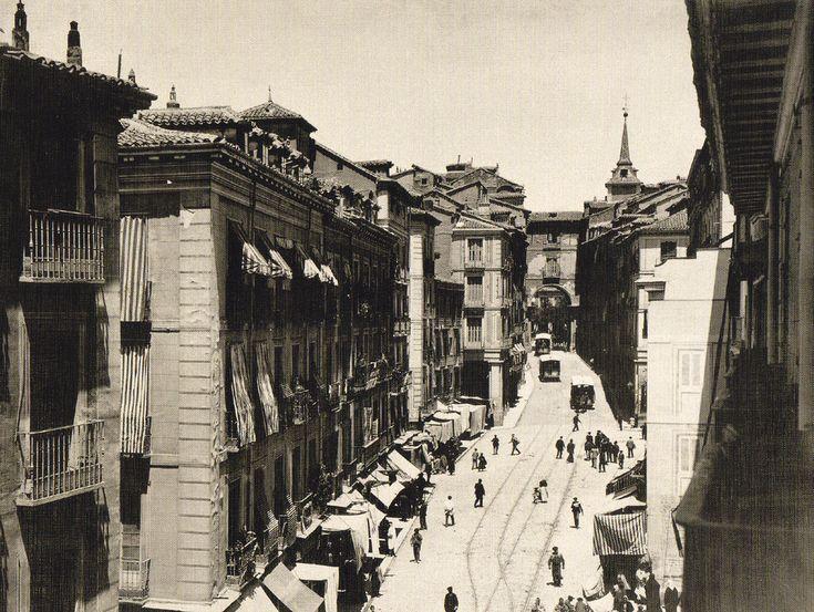 Calle Toledo (1890) - Madrid (Spain)