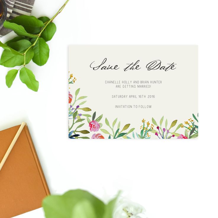 wedding invitations online au%0A floral watercolour wedding stationery name card forest woodland wedding  invitation wedding invite sail and swan studio