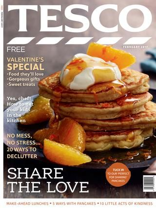 Tesco magazine - February 2017