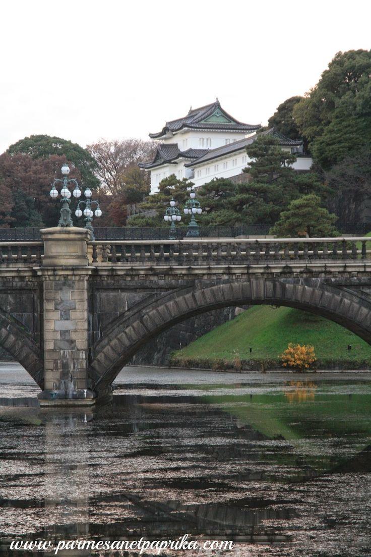 #Tokyo #palaisimperial  Quelques jours au Japon: Tokyo, le Marché aux Poissons de Tsukiji (築地市場)