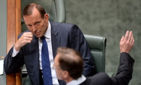 """Australian environment minister is totally, shamefully negligent with """"direct action"""" policy 