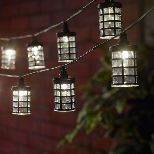 Top 25 ideas about String Lighting on Pinterest Yard lighting, Patio string lights and Outdoor ...