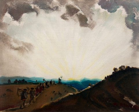 Martin Benka (1888-1971):Z rána