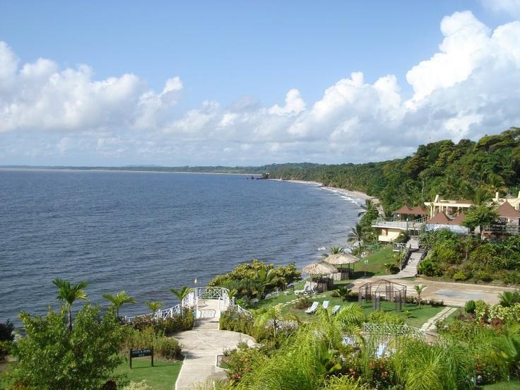 Salybia Beach Resort, Trinidad