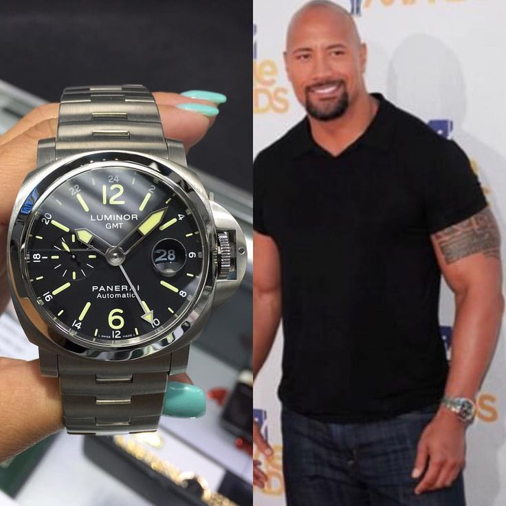 "41 Likes, 3 Comments - Da Vinci Watches (@davinciwatches) on Instagram: ""Men's Panerai Stainless Steel 44 mm Luminor GMT w/ Black Dial Model # PAM 297 #panerai #luminor…"""
