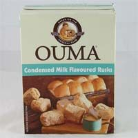 Nola Ouma Condensed Milk Flavored Rusks 500g (BEST BY MAY, 2016)
