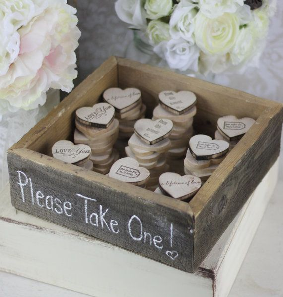rustic wedding favors ideas magnets wedding favors rustic boxes