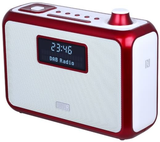 August MB400 DAB radio