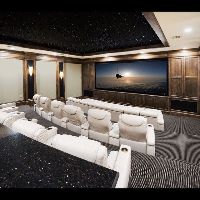 By CinemaTech Theater Seating Design Acoustic