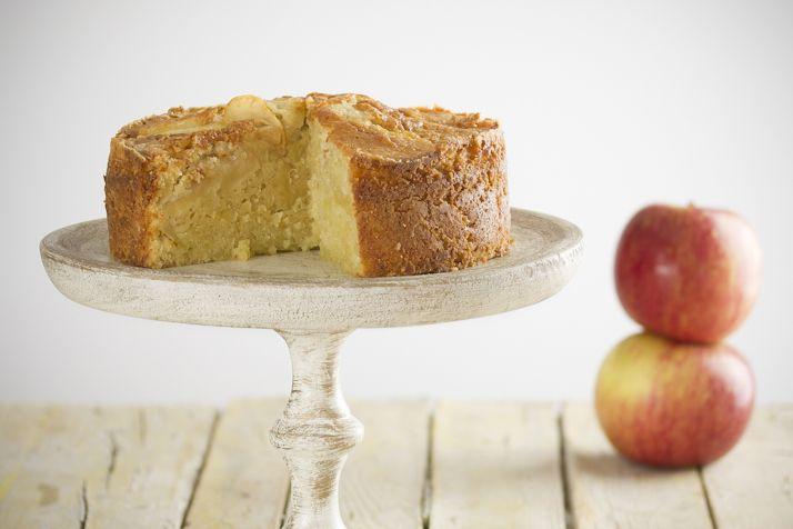 Pastel de manzana de Normandía | webos fritos