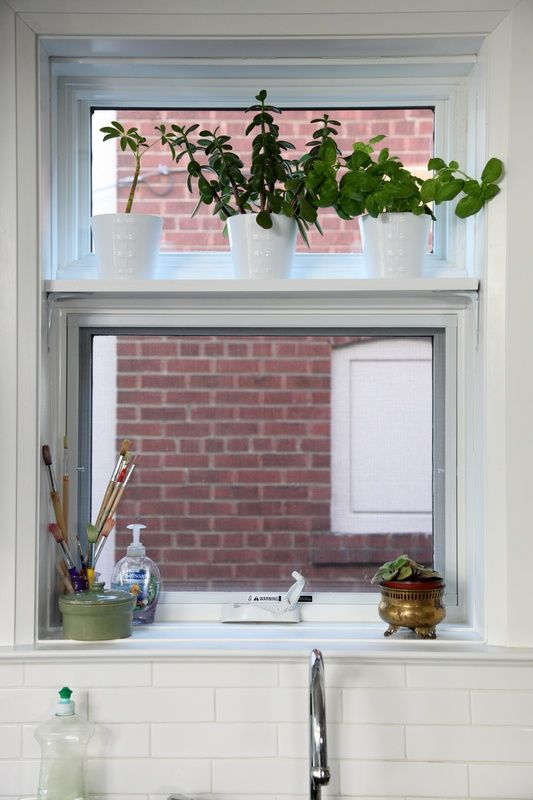 Kitchen Window Shelf Diy I Will Need To Add A My Maybe 2 Have Place Keep Herb Garden Especiall