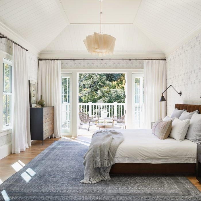 An Old Home S Stumbling Block Gives Way To A Fresh Start Bedroom Design Classy Bedroom Master Bedroom Design