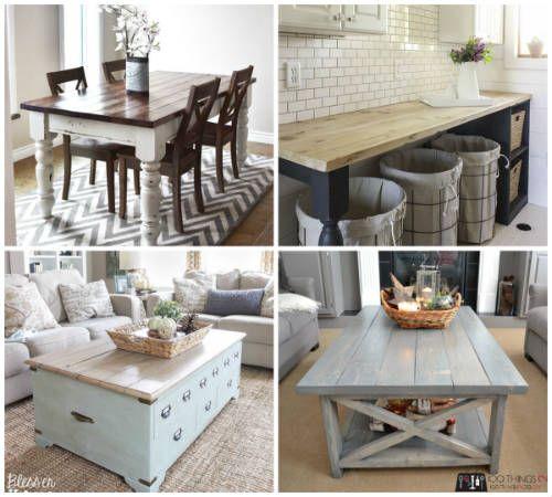 100 Diy Farmhouse Home Decor Ideas: 144 Best DIY Carpentry Images On Pinterest