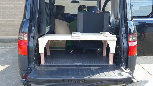 Cot Style Fold Up Platform Honda Element Owners Club Forum