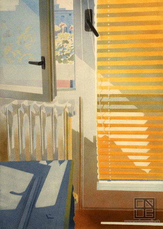 Uľjana Zmetáková - Open window / Otvorené okno (1980)