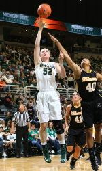 The No. 25 Michigan State women's basketball team looks to bounce back on Sunday when it hosts No. 15/13 Purdue at 4 p.m. on ESPN2. The Spartans (16-3, 4-2) have won five consecutive games over the Boilermakers (16-3, 5-1) at Breslin Center. 1.27.13