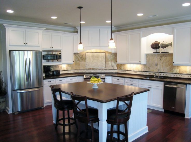 49 best kitchen images on pinterest modern kitchens for Kitchen remodel ideas on a dime