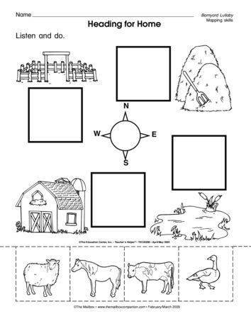Image Result For Map Activity Worksheets