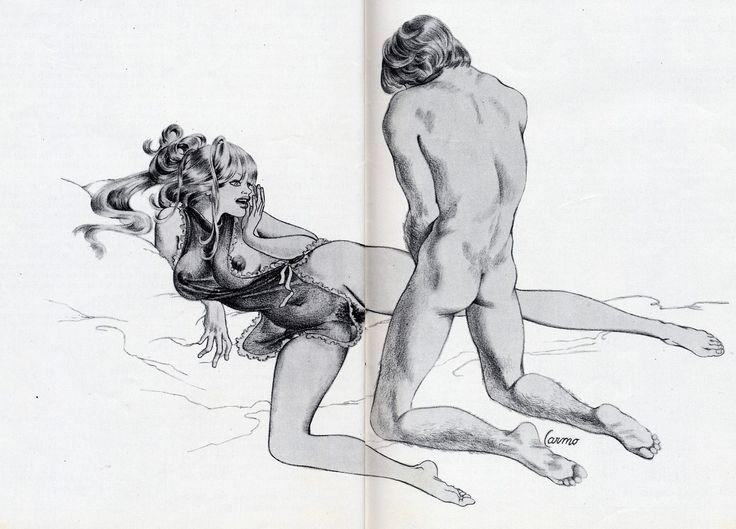 image The erotic drawings of gerard gachet