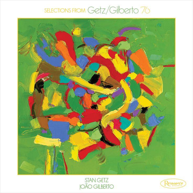Disco novo, 4 músicas ao vivo gravadas por João Gilberto e Stan Getz em 1976.