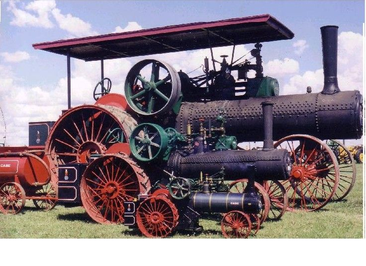 steam tractors - Google Search