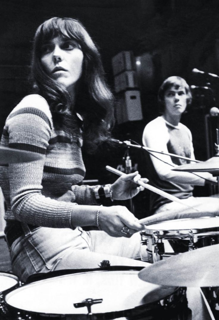 Karen and Richard Carpenter, by Michael Putland