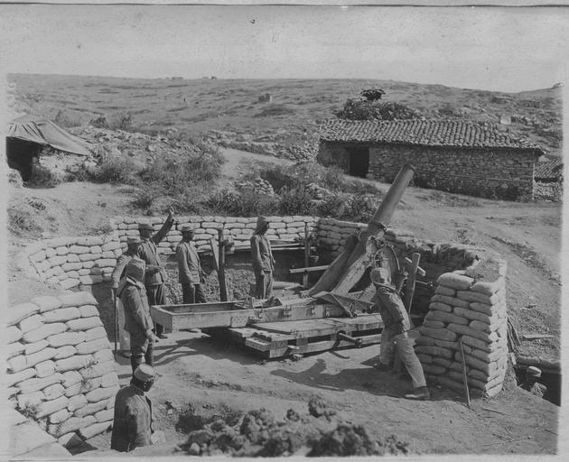 Oraiokastron (January-June 1916)