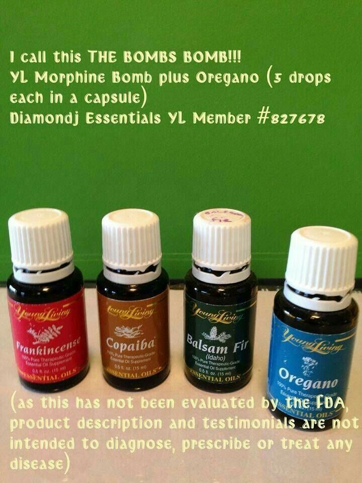 17 Best Images About Essential Oils Capsules Blend On