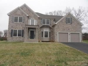 Foreclosures in Allentown PA - Homes for Sale in Allentown PA, HUD, REO, Real Estate in Allentown PA: 4 Bedroom Stone Front Home in Hanover Twp, PA