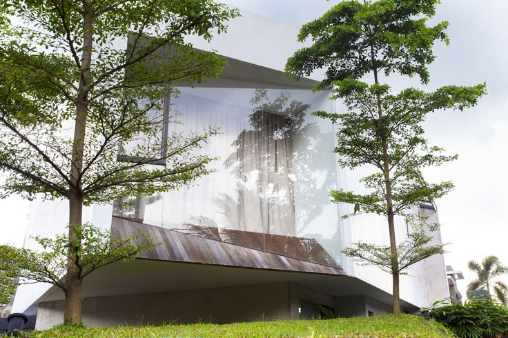 Breathing House in Indonesia by Atelier Riri as Architects