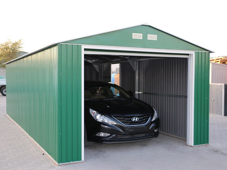 ​Portable metal garages are safe, effective, and affordable. Find out more about these garage kit packages at Original Shelters!