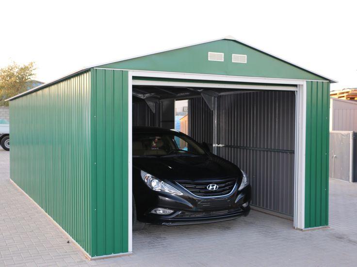 1000 ideas about garage kits on pinterest garage metal - Garajes para coches ...