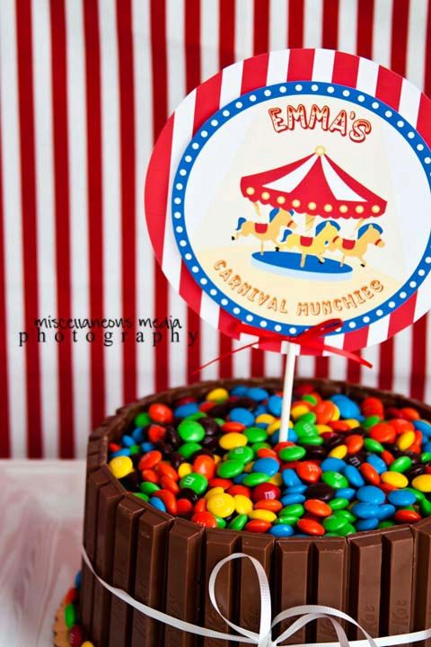25 Best Ideas About Carnival Cakes On Pinterest