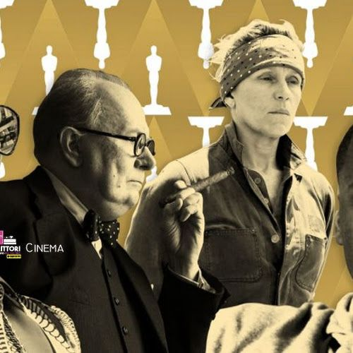 Cinema | Di Stefania Bergo. Nella notte degli Oscar 2018, trionfano La  forma dell'acqua, con quattro statuette, tra cui quella per il miglior  film, ...