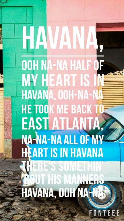 Havana- Camila Cabello