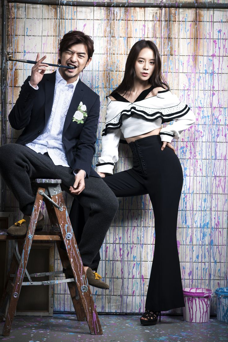 Song Ji Hyo and Chen Bo Lin Double Cover Marie Claire Taiwan's March 2016 Issue | Couch Kimchi