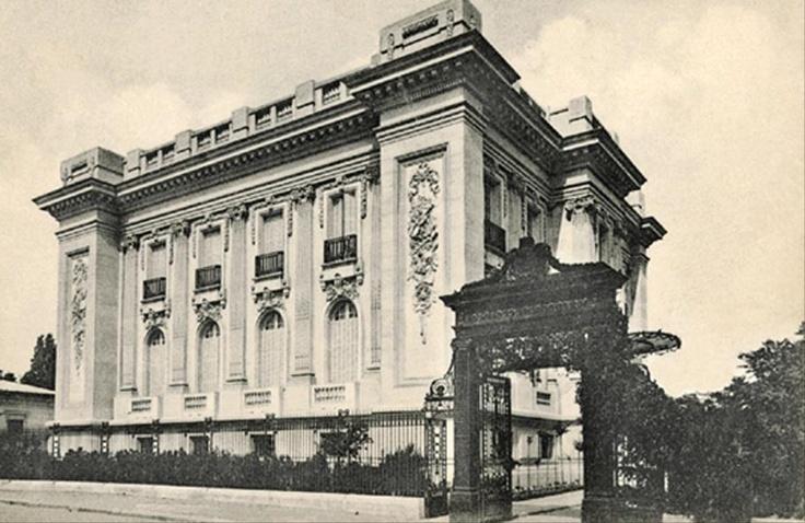Bucuresti - Palatul Florescu, str. Henri Coanda