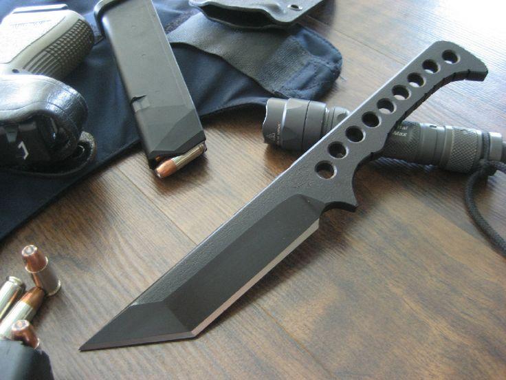Miller Bros. Blades Custom Knives and Swords