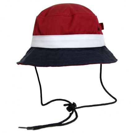 JEFFERSON Bucket Hat with string
