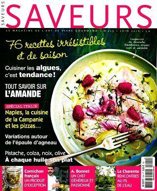 Saveurs - N°229