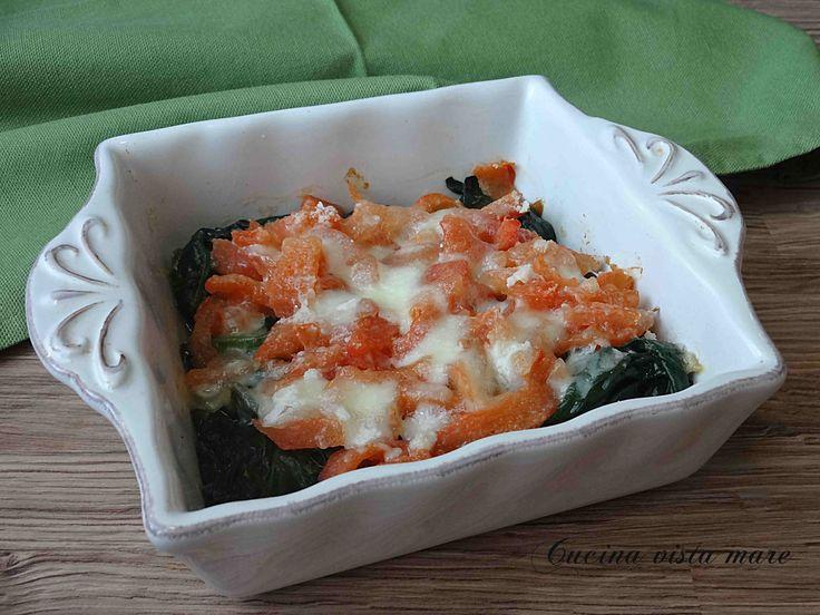 Spinaci+al+forno