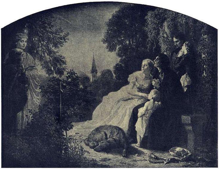 Artur Grottger - Wojna, II. Kometa, 1867