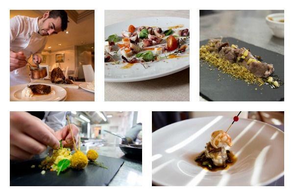 Queremos daros algunas #ideas que os pueden ayudar en vuestras nuevas creaciones. Por eso hemos escogidolas mejores #recetasde nuestro chef #HectorLopez