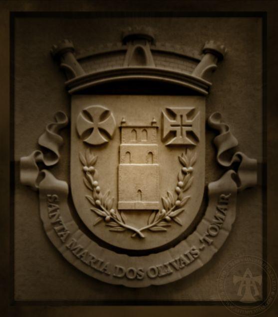 Santa Maria dos Olivais (Tomar), freguesia agregada pela reorganização administrativa de 2012.