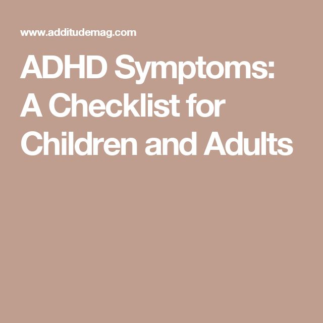 the symptoms and diagnosis of adhd Attention-deficit hyperactivity disorder (adhd) is a mental disorder of the  neurodevelopmental  topics include adhd's causes and the use of stimulant  medications in its treatment most healthcare providers accept adhd as a  genuine.