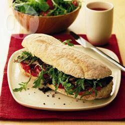Broodje biefstuk @ allrecipes.nl