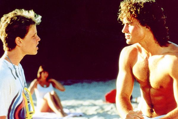 "Corey Haim and Jason Patric in 1987's ""Lost Boys"" | MTV Photo Gallery"