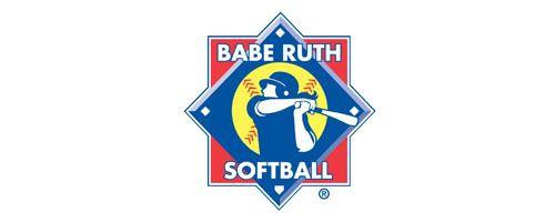 Babe Ruth Softball Logo