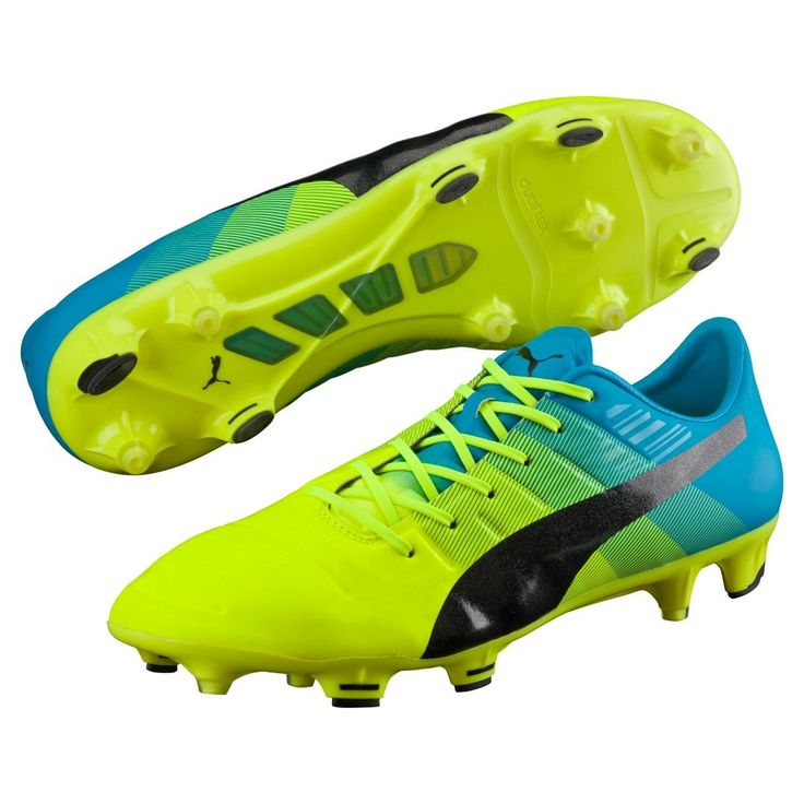 are puma football boots good