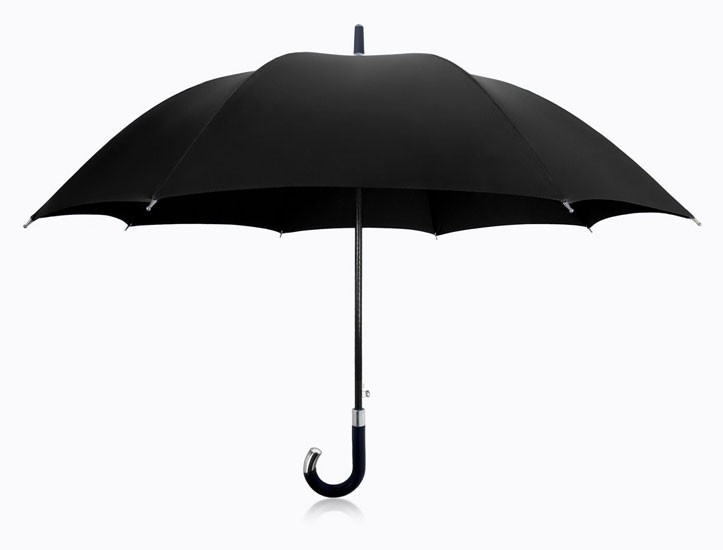 DAVEK- ELITE Umbrella Black